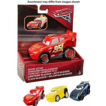 Disney Cars 3 Rev n Racer Assorted
