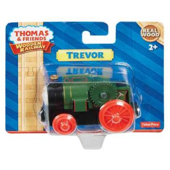 Thomas & Friends Wooden Railway Small Engine - Trevor