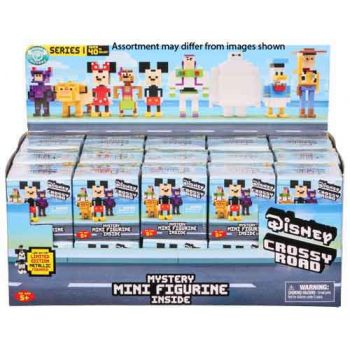 Disney Crossy Roads Mini Figures single pack assorted ( ONLY SOLD in display of 30 )