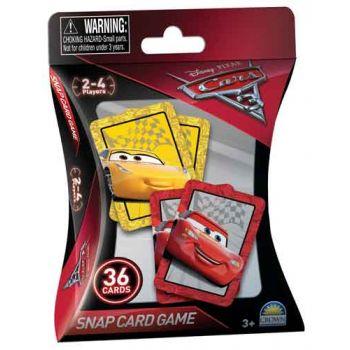 Disney Cars 3 Snap Card Game