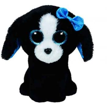Ty Beanie Boos Regular - Tracey the Black Dog