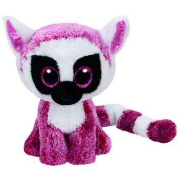 Ty Beanie Boos Regular - LeeAnn Pink Lemur