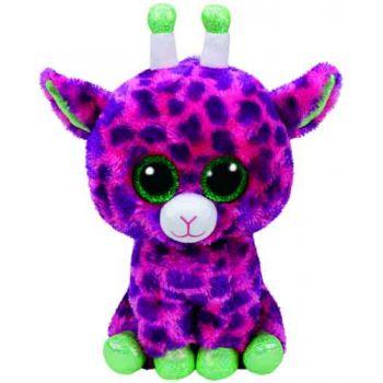 Ty Beanie Boos Medium - Gilbert Pink Giraffe