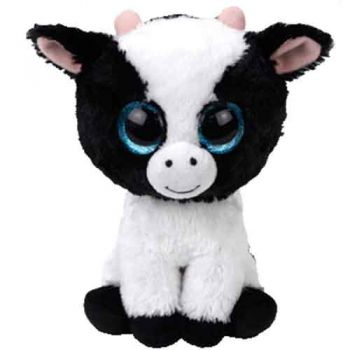 Ty Beanie Boos Regular - Butter White Cow