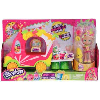 Shopkins Groovy Smoothie Truck with Doll