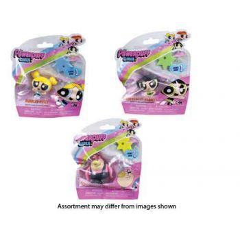 """Powerpuff Girls 1.5"""" Mini Collectible Figure Assorted ( was RRP $7.99 )"""