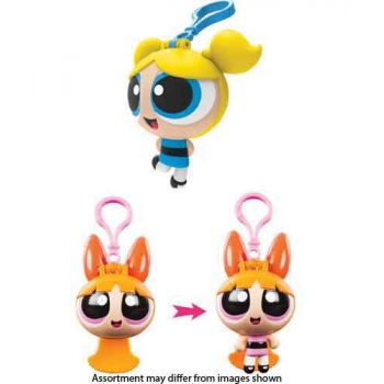 Powerpuff Girls Flick N Reveal Keychain Assorted ( was RRP $14.99 )