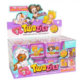 Twozies Series 2 Surprise Pack ( ONLY SOLD as a display of 30 )
