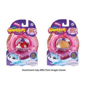 Zuru Hamsters in a House SERIES 2 1pk assorted ( was RRP $10.99 )