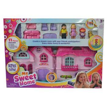 My Sweet Home Playhouse