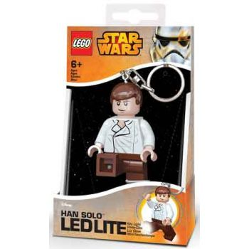 LEGO Star Wars Han Solo LED Key Lite