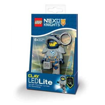 LEGO Nexo Knights Clay LED Key Lite