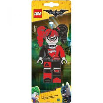 LEGO Batman Movie Luggage Tags - Harley Quinn