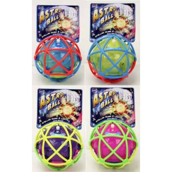 Light & Sound Astro Ball ( can be sold in display of 12 )