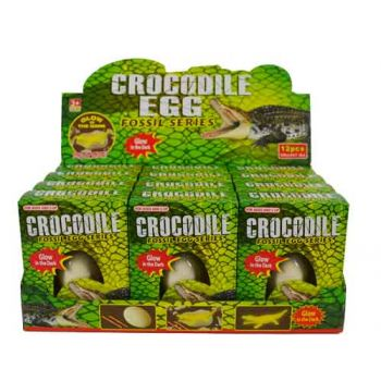 Diggem Up Crocodile Egg ( ONLY SOLD in display of 12 ) ( was RRP $5.99 )