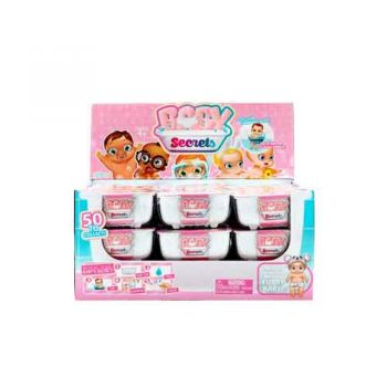 Baby Secrets Single Pack assorted ( ONLY SOLD in Display of 36 ) ( was RRP $5.99 )