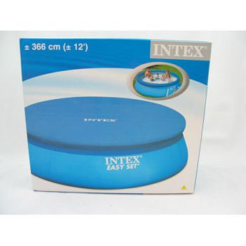 Intex Pool Cover For 12ft Easy Set Pools ( was RRP $29.99 )