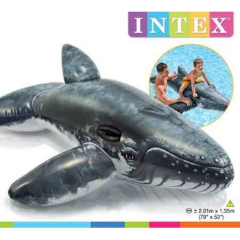 Intex Ride On - Humpback Whale