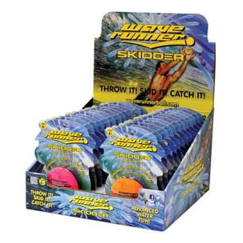 Waverunner 7cm Water Skidder assorted  ( can be sold in display of 24 )