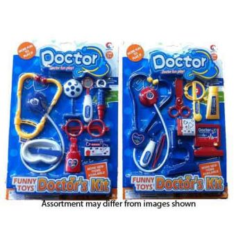 Doctor Set assorted