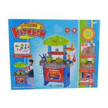 Kitchen Playset ( was RRP $69.99 )