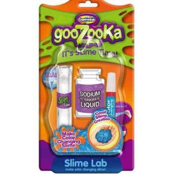 Goozooka Slime Kit - Blue