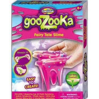 Goozooka Fairy Tale Slime Lab