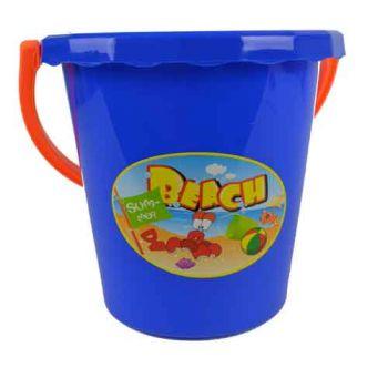 Beach Round Bucket