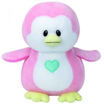 BABY Ty Regular - Penny Pink Penguin ( was RRP $12.99 )