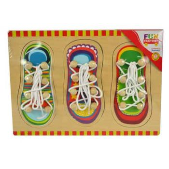 Fun Factory Wooden Lacing Shoes