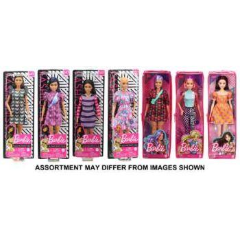 Barbie Fashionistas Assorted