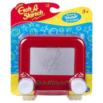 Etch A Sketch - Pocket