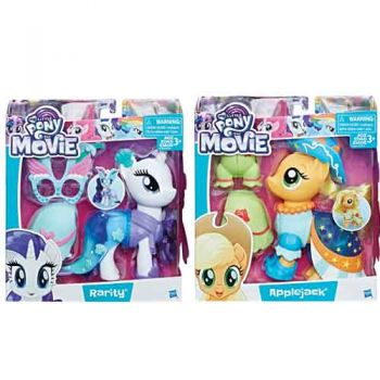 My Little Pony Movie Snap-On Fashion assorted