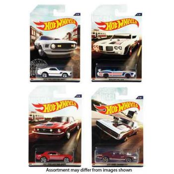 Hot Wheels American Muscle Premium assorted ( ONLY SOLD in box of 10 )