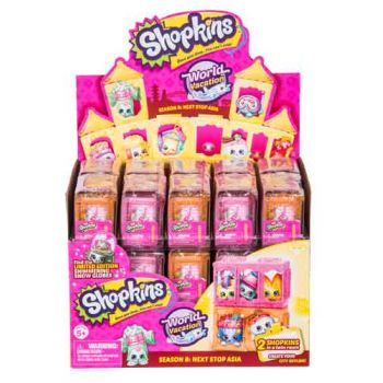Shopkins Series 8 Wave 2 ASIA - 2 Pack assorted (ONLY sold as a display of 30)