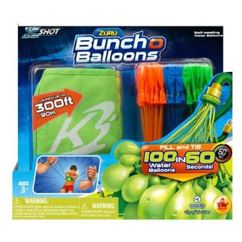 Zuru Bunch O Balloons Mega Catapult with Balloons ( was RRP $29.99 )