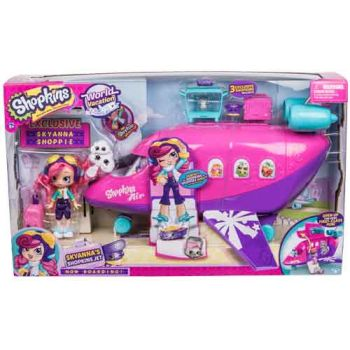 Shopkins Plane Playset