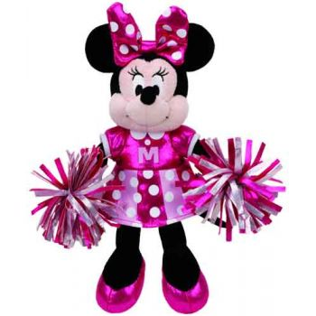 Ty Beanie Boos Regular - Minnie Pink Cheerleader