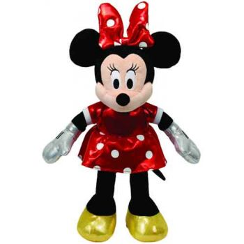 Ty Beanie Boos Regular - Minnie Red Sparkle