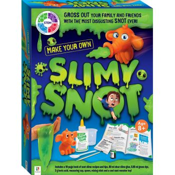 Make your own Slimy Snot