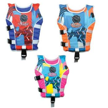 Wahu Swim Vest Small assorted 2-3 Years - 15-25kg