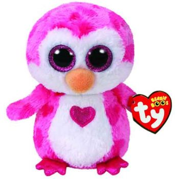 Ty Beanie Boos Regular - Juliet Penguin