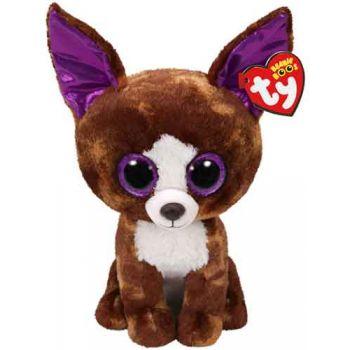 Ty Beanie Boos Medium - Dexter Brown Chihuahua