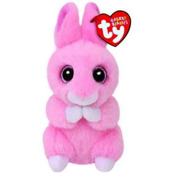 Ty Boos Ornaments - Jasper Pink Bunny
