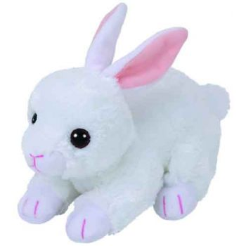 Ty Beanie Babies Regular - Easter Cotton White Rabbit