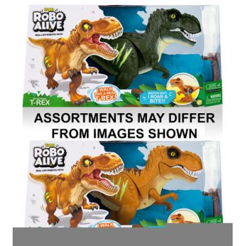 Robo Alive Robotic Dinosaur assorted