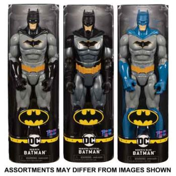 """Batman 12"""" Figure assorted ( ONLY SOLD in Carton of 6 )"""