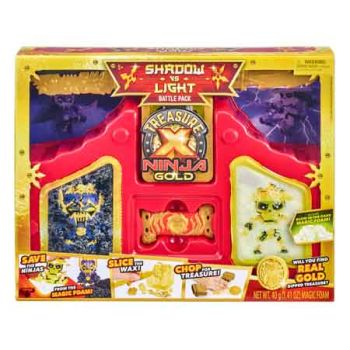 Treasure X Series 6 Battle Pack ( ONLY SOLD in  Display of 2 )