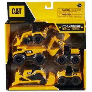 CAT Mini Machines 5pk